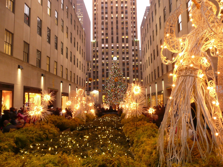 Nowy Jork zimą