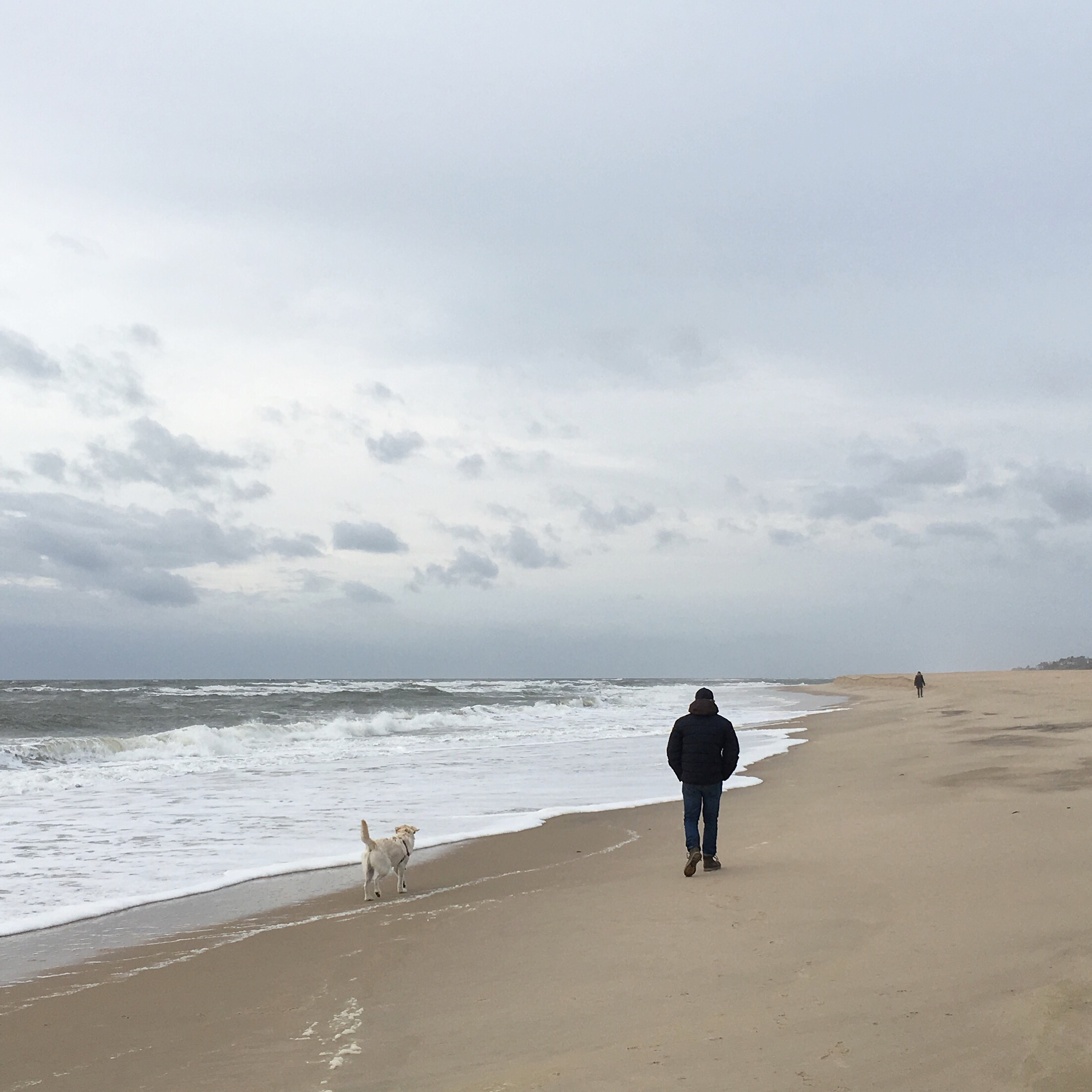 Plaże poza sezonem