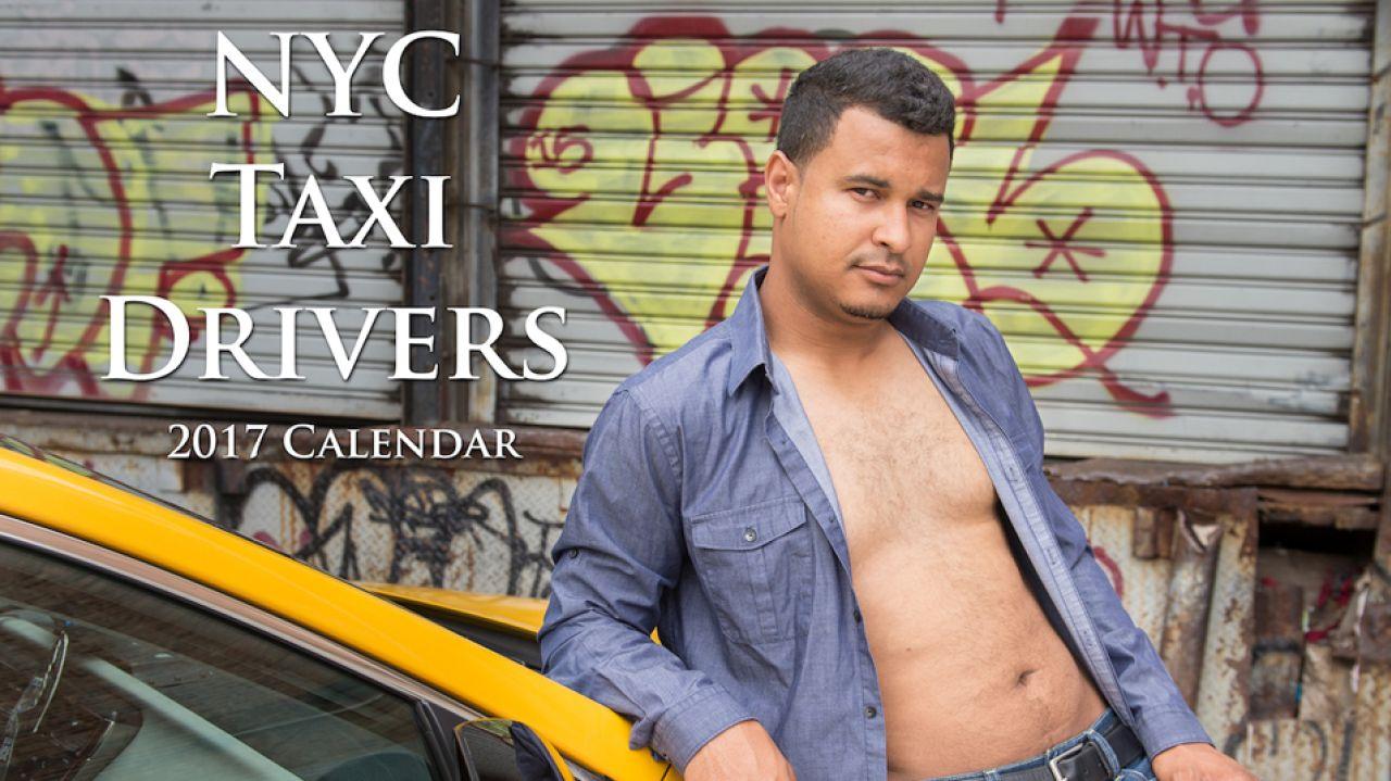 kalendarz nowojorskich taksówkarzy