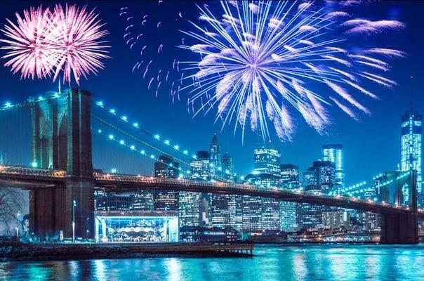 Nowy Jork latem