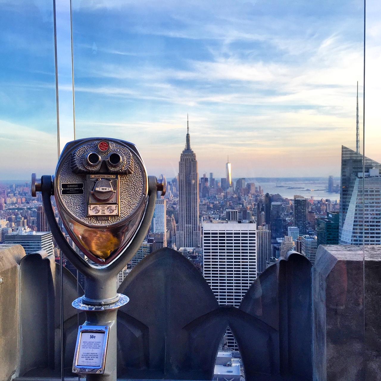 ile kosztuje wyjazd do Nowego Jorku