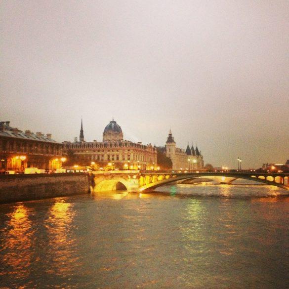 Romans w Paryżu