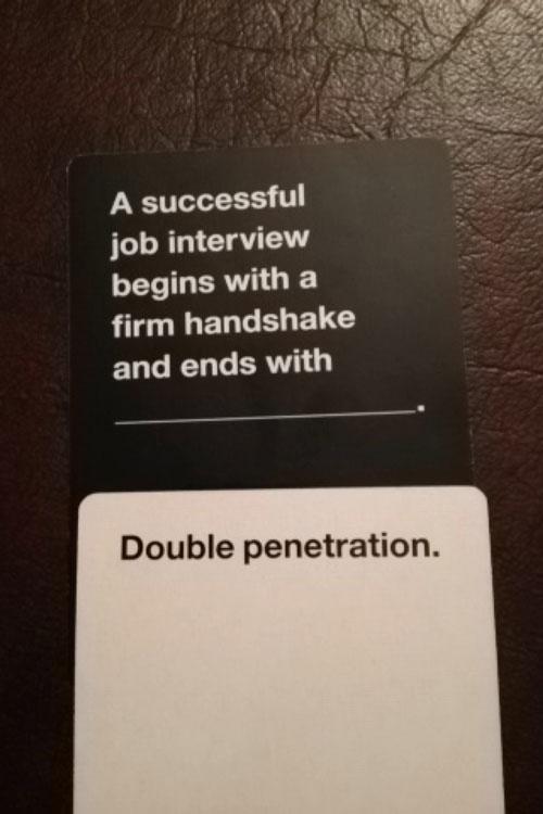 Czy grałeś już w Karty Przeciw Ludzkości?