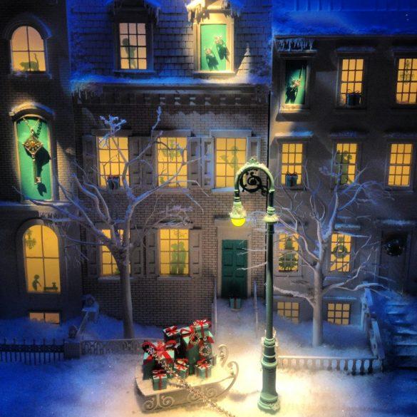 Świąteczne Inspiracje: spacer po świątecznym NYC (1)