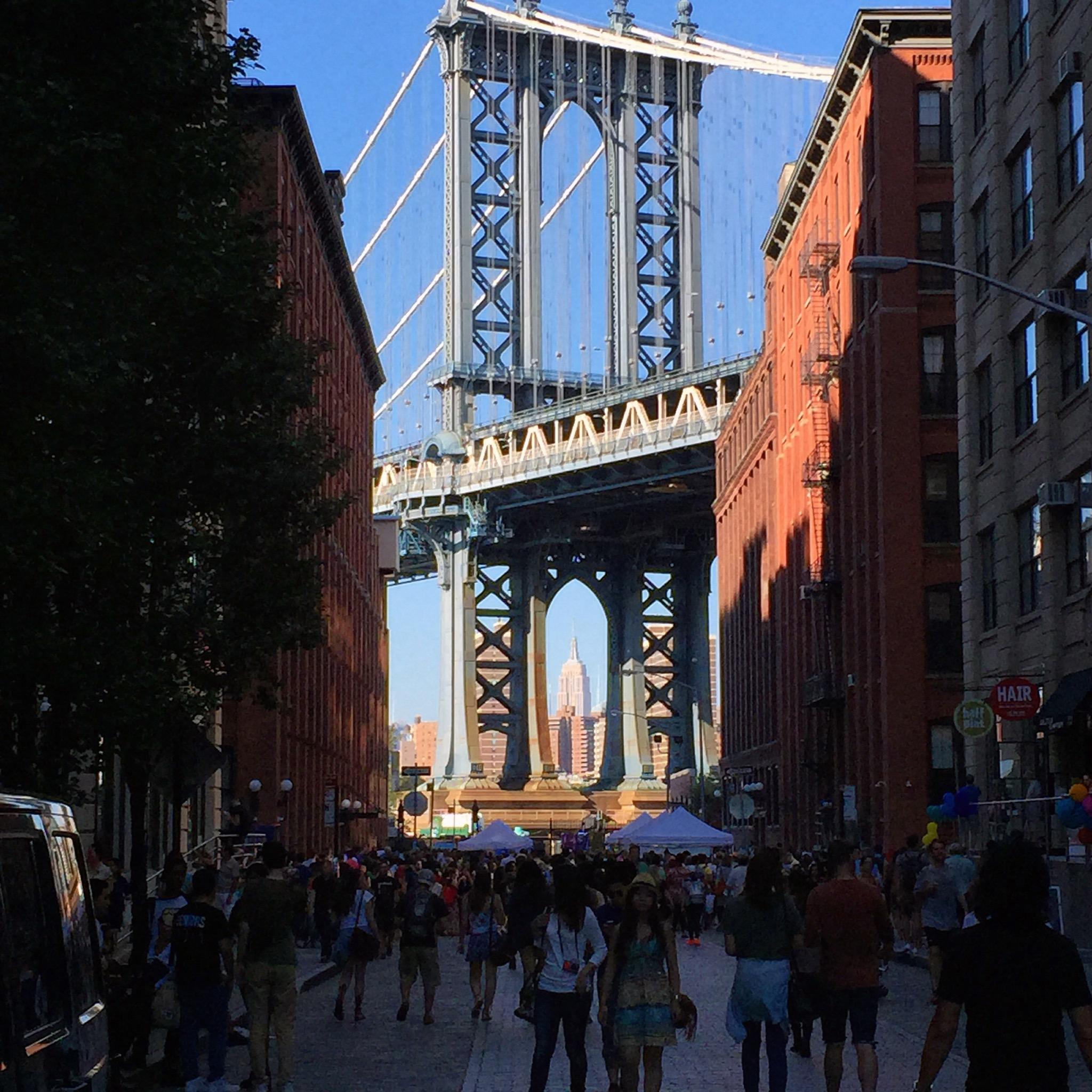 Przyłącz się do Nowego Jorku