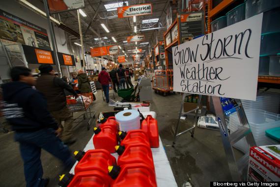 Apokalipsa w Nowym Jorku, zamieć śnieżna Juno, czyli o co chodzi?