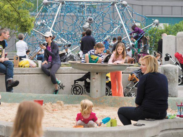 Nowy Jork z dziećmi