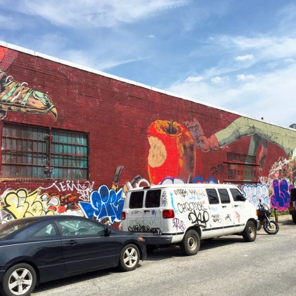 Bushwick – największa na świecie ekspozycja sztuki graffiti