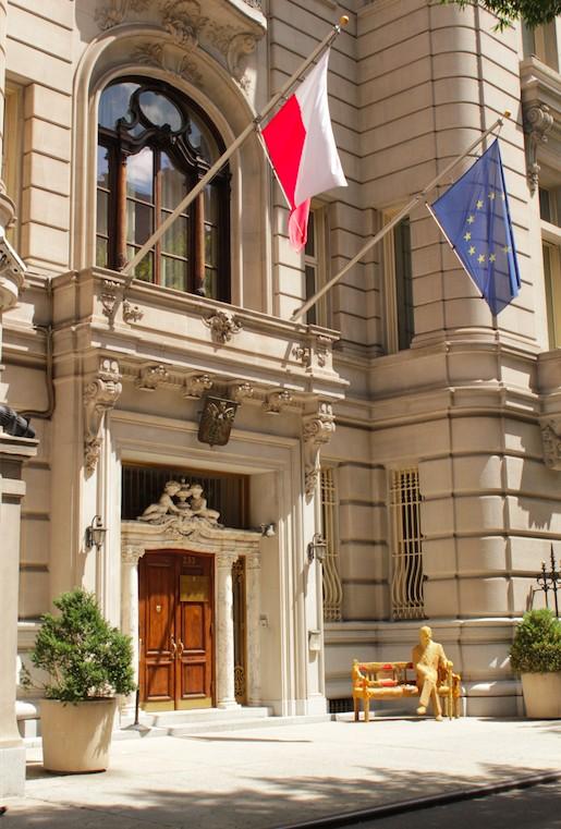 Konsulat Polski w Nowym Jorku