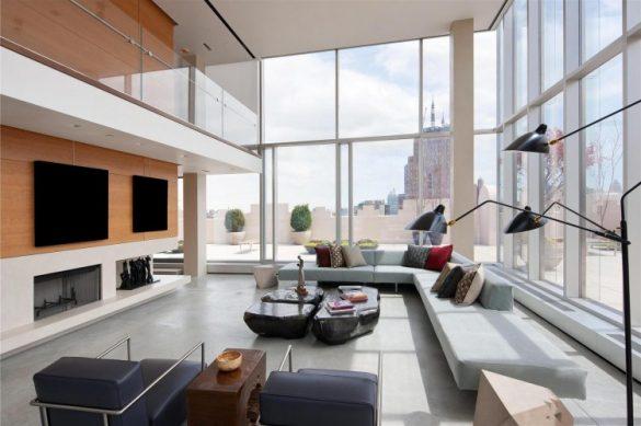 Zapierające dech w piersiach nowojorskie mieszkania
