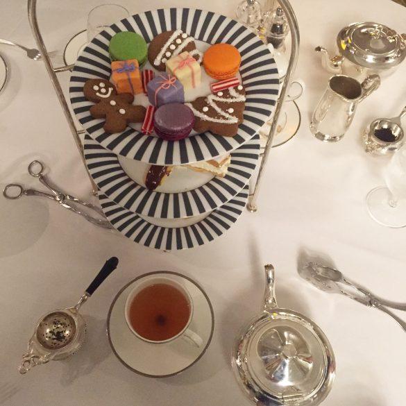 Nowojorskie High Tea