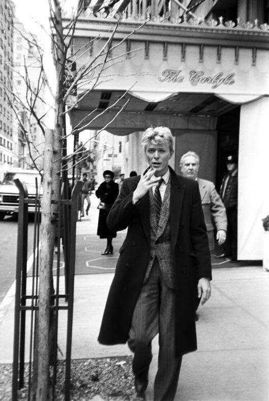 Nowy Jork Davida Bowi