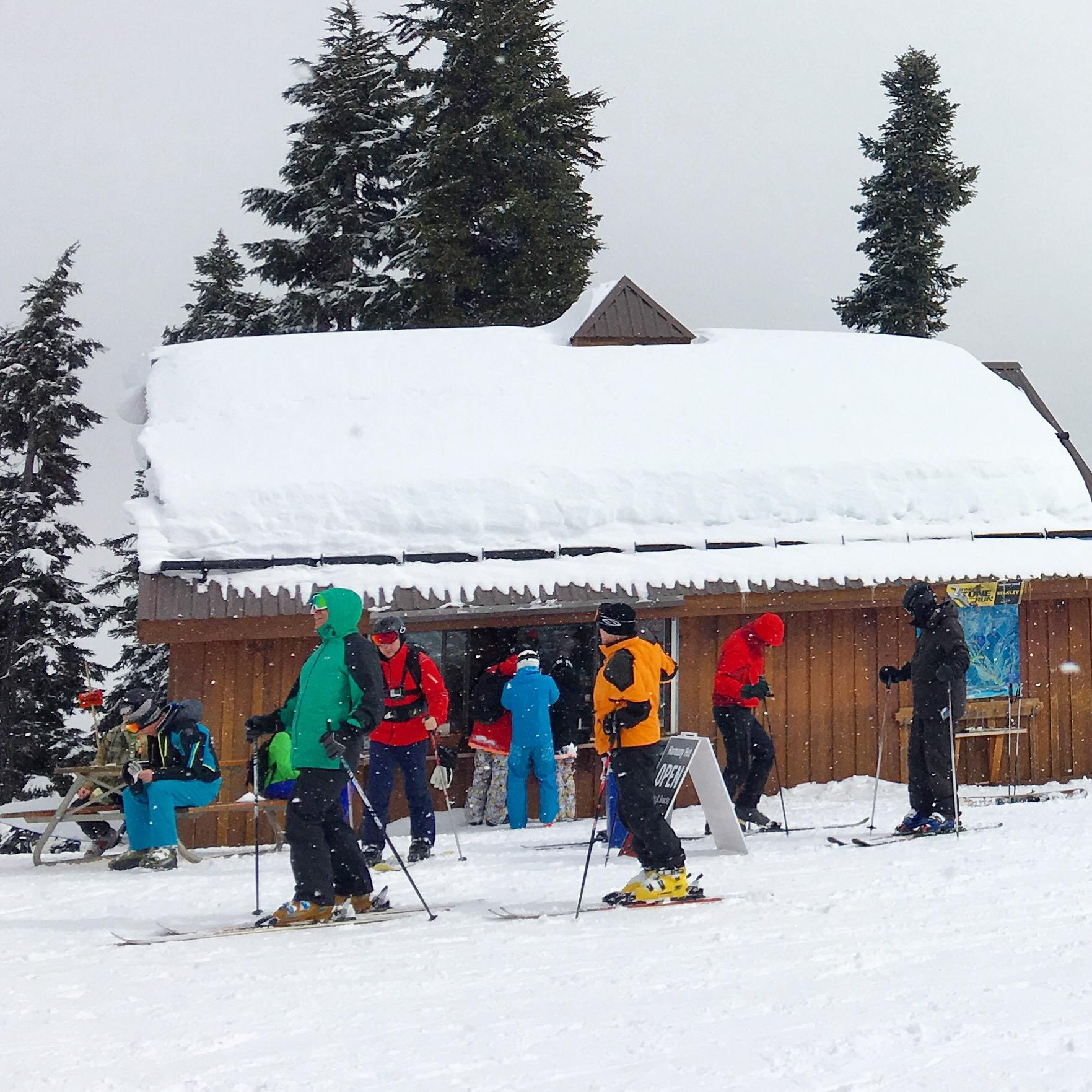 Na narty do Kanady