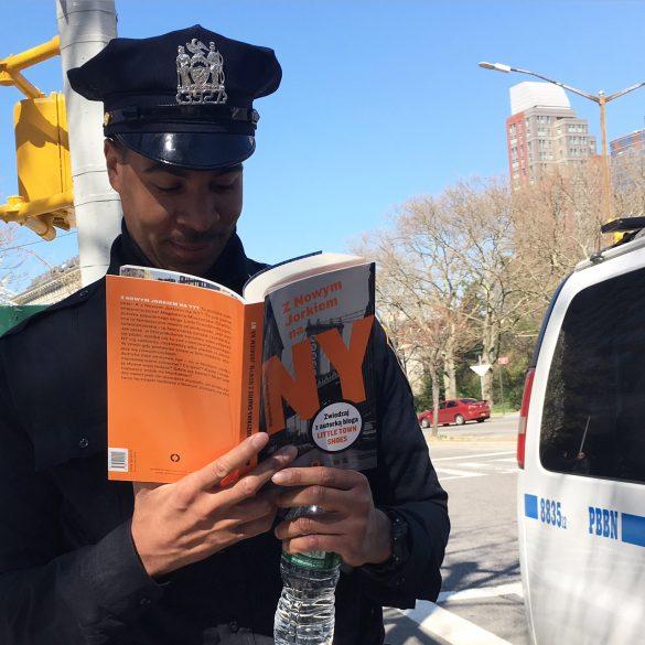 Książki o Nowym Jorku