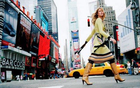 Tanie zakupy w Nowym Jorku