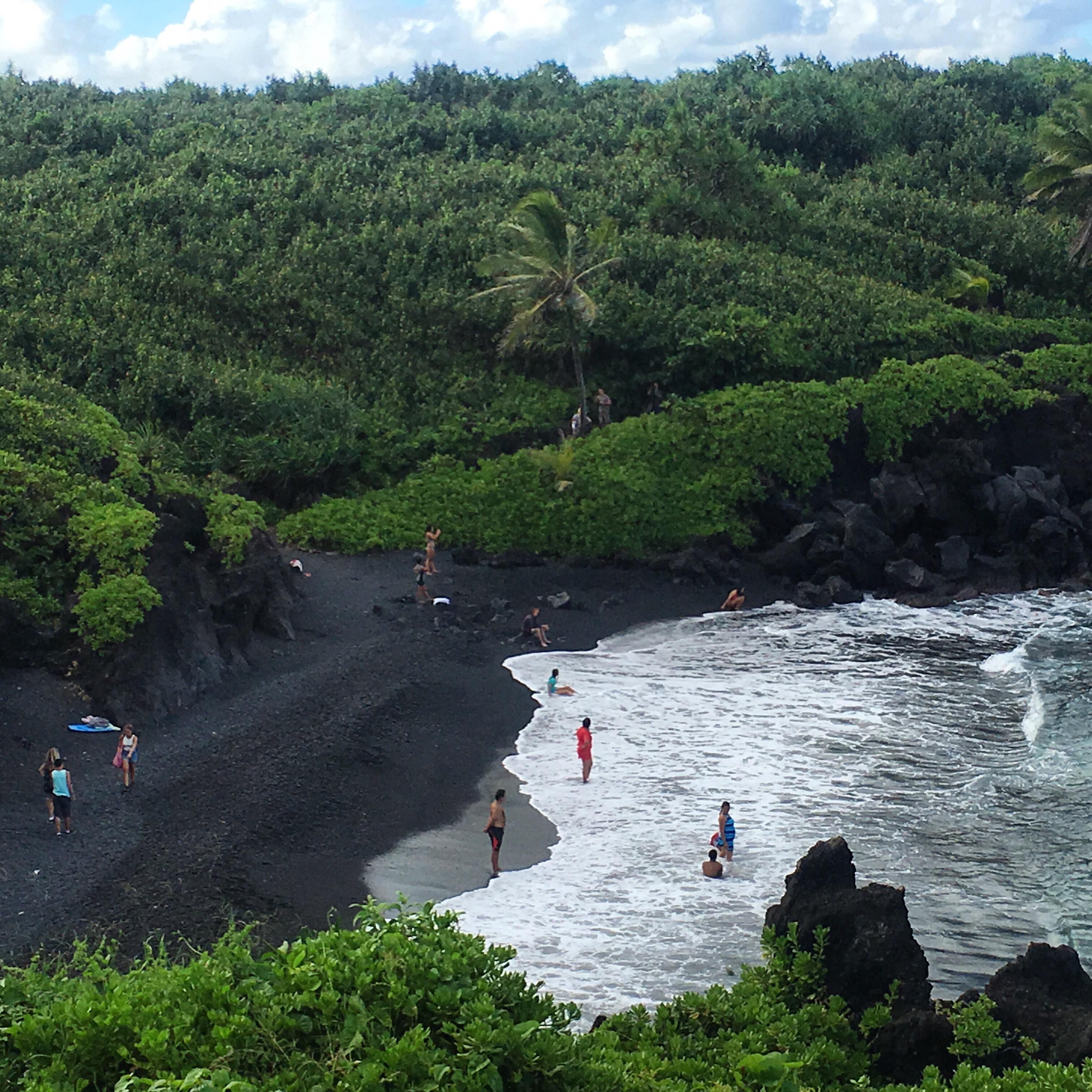 Hawaje, Maui