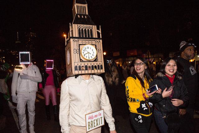 Najlepsze stroje na Halloween