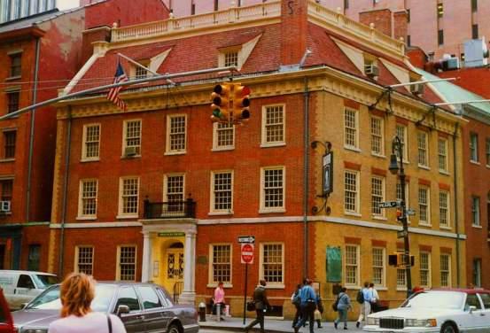5 kultowych, historycznych nowojorskich restauracji