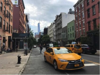 Nowy Jork oczami 9-latka