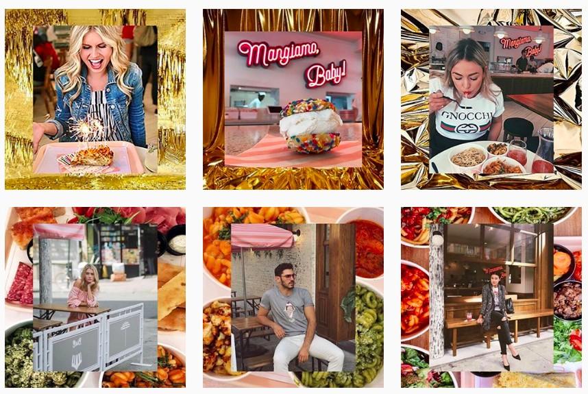 najbardziej instagramowych restauracji w Nowym Jorku